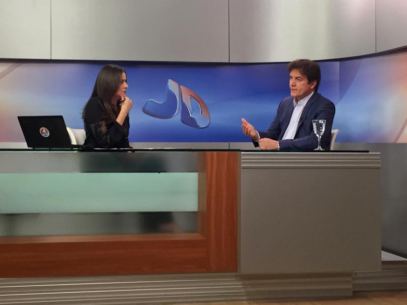 Robinson nega rompimento com Fátima e destaca ação para fim da greve da UERN