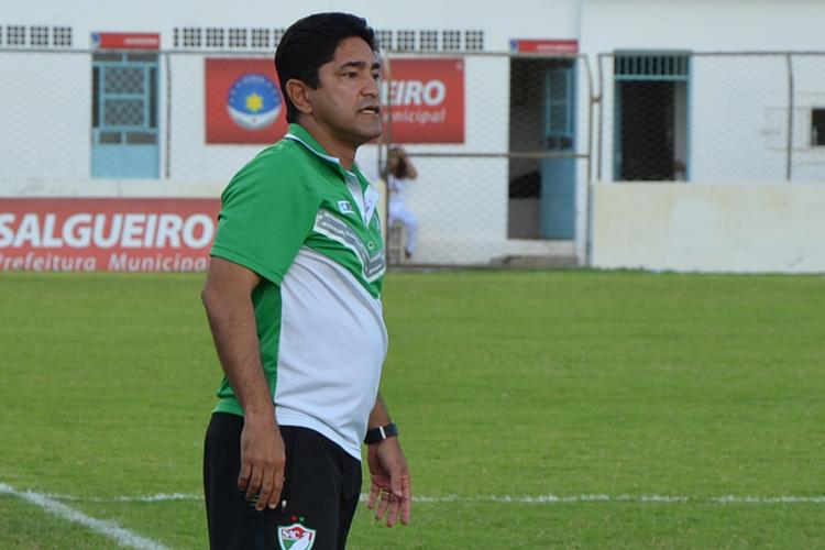 ABC-RN anuncia contratação do técnico Sérgio China