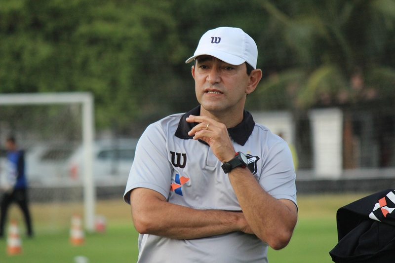 Sérgio China é o novo técnico do América-RN