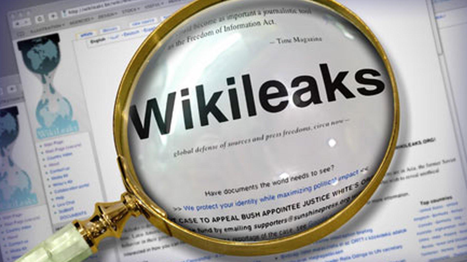 WikiLeaks vaza documentos supostamente obtidos em e-mail do diretor da CIA