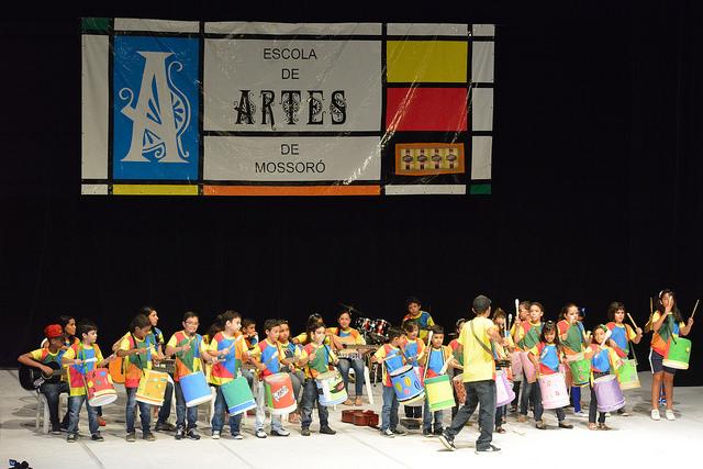 Escola de Artes prepara 'Mostra de Atividades' em Mossoró