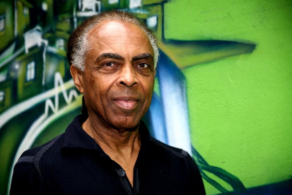 Gilberto Gil participa de debate e fará show no Festival Literário de Natal