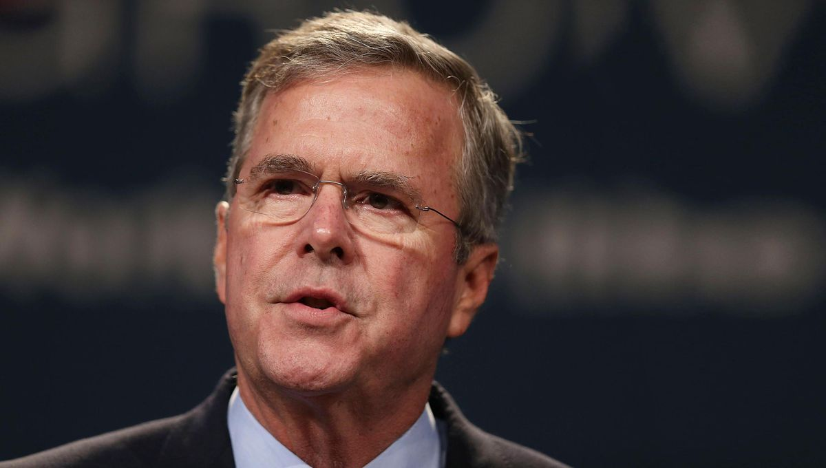 Jeb Bush diz que mataria Hitler bebê para mudar história