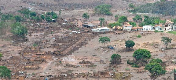 MP faz acordo de R$ 1 bi com Samarco para cobrir prejuízos socioambientais em MG