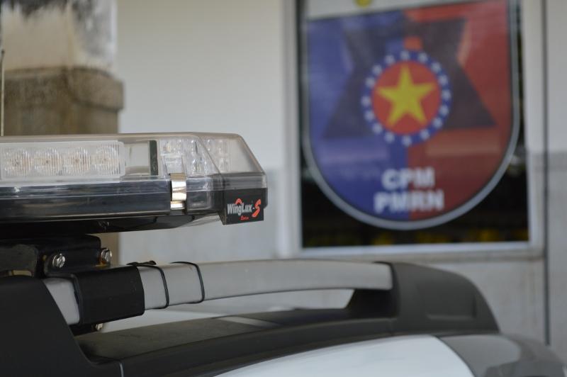 Grávida é baleada durante assalto em Parnamirim