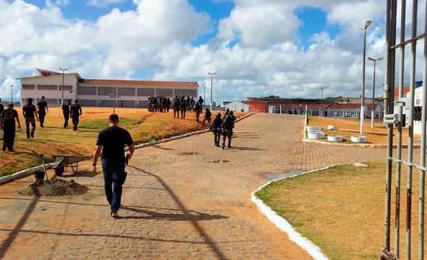 Governo emite nota de esclarecimento sobre rebeliões em presídios do RN