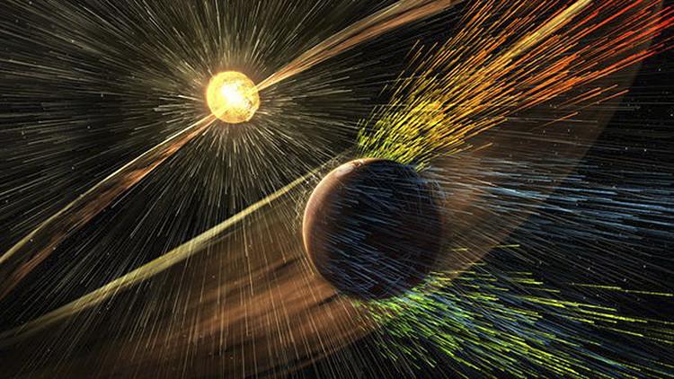 Nasa revela por que a atmosfera de Marte desapareceu