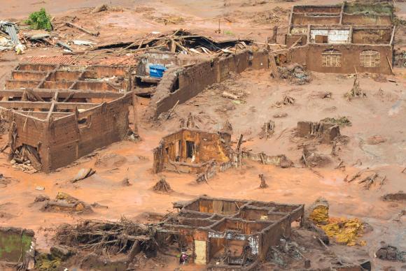 MP quer ressarcimento de prejuízos com rompimento de barragem
