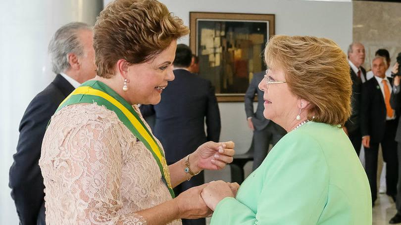 Brasil faz acordo para facilitar investimentos com o Chile