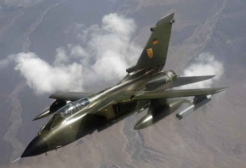 Alemanha enviará caças aéreos para a Síria