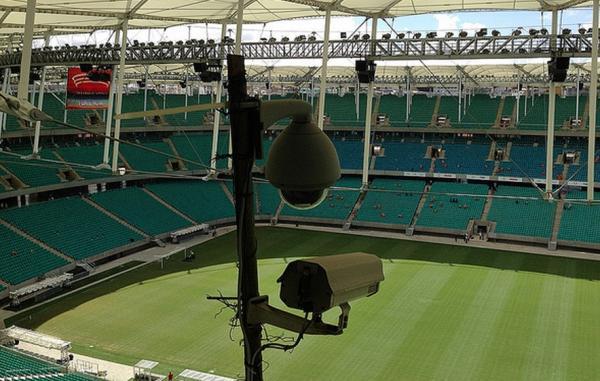 Comissão aprova identificação biométrica e câmeras de vídeo em estádios
