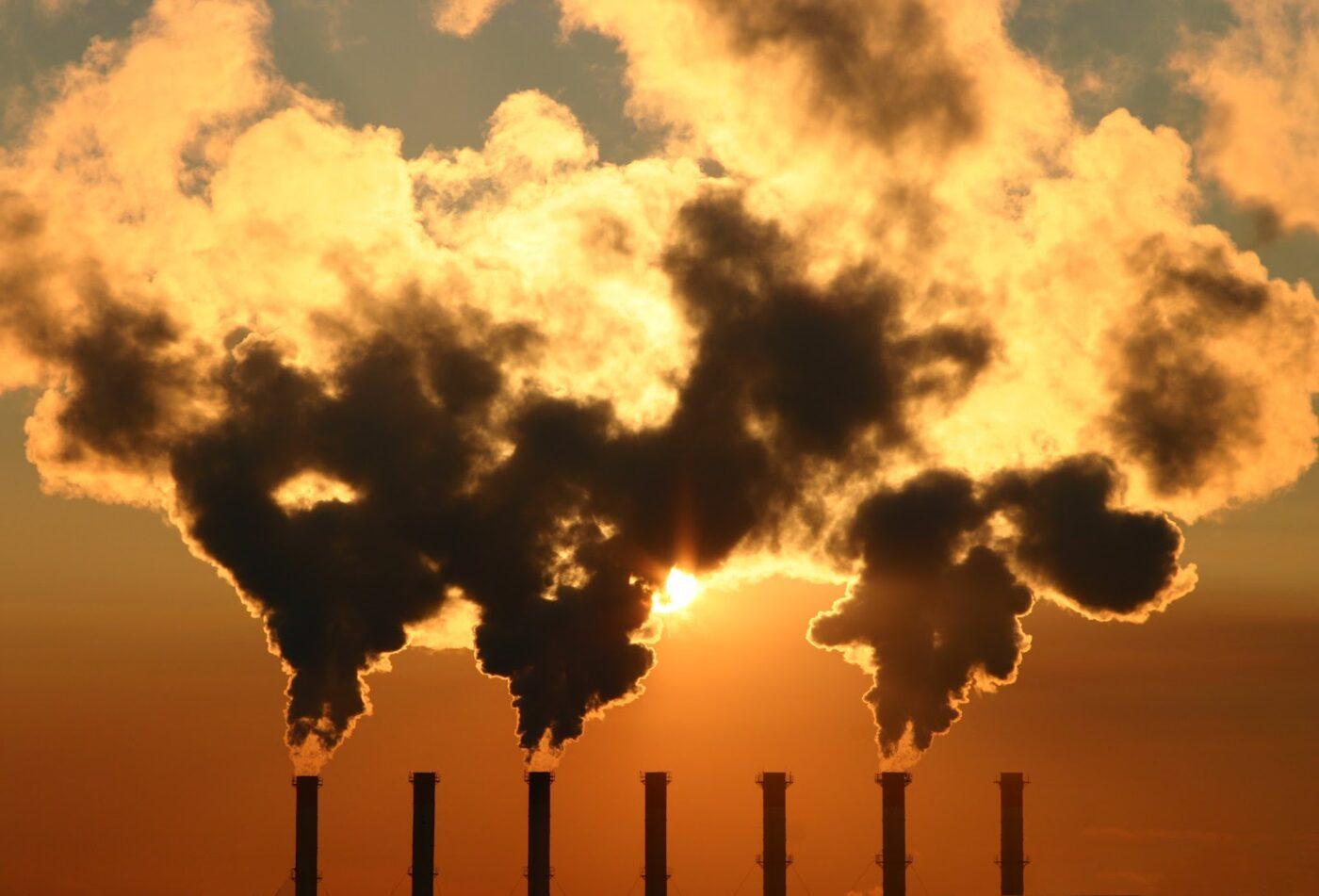 Concentração de CO2 bateu recorde em 2014, revela agência