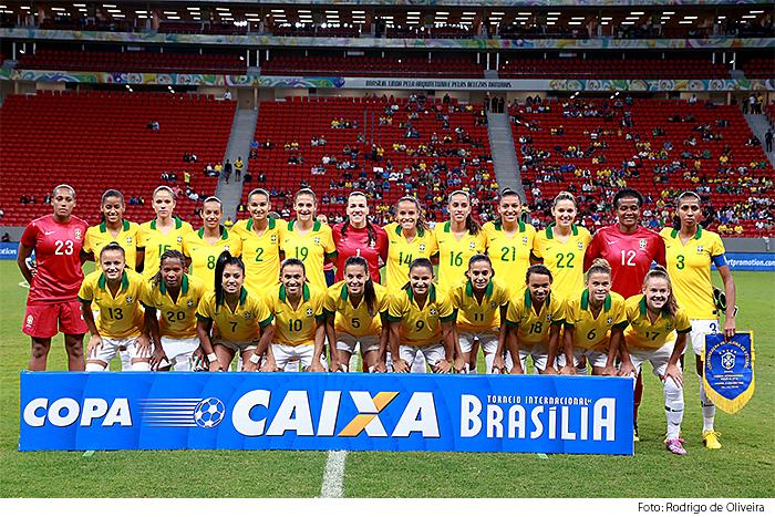 RN será palco do mais importante torneio de futebol feminino das Américas