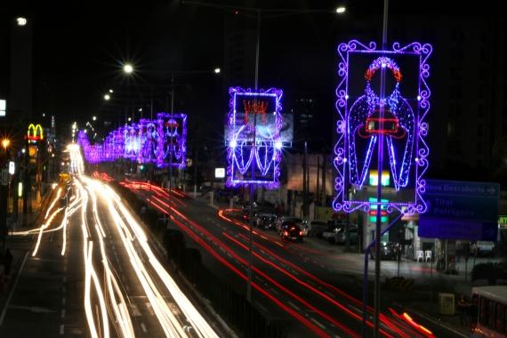 Decoração natalina da cidade do Natal ficará pronta ainda este mês