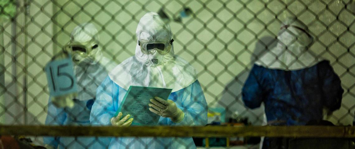 OMS declara fim da transmissão do vírus ebola em Serra Leoa