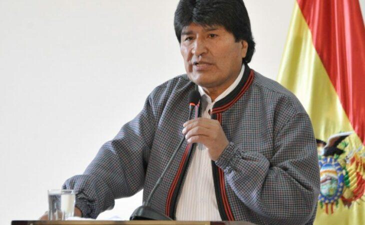Evo Morales diz que deixará o Poder na Bolívia em 2020