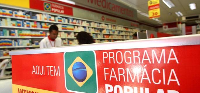 Comissão aprova exigência para farmácias populares exporem lista de medicamentos