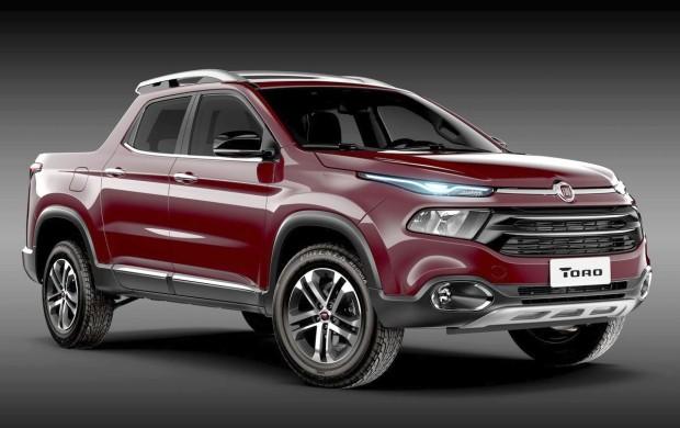 Toro: Nova picape da Fiat chega no início de 2016