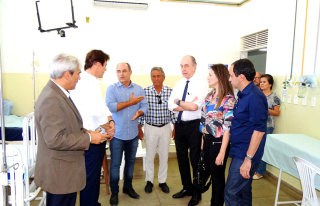 Hospital Regional de São José do Mipibu volta a funcionar com setor de urgência