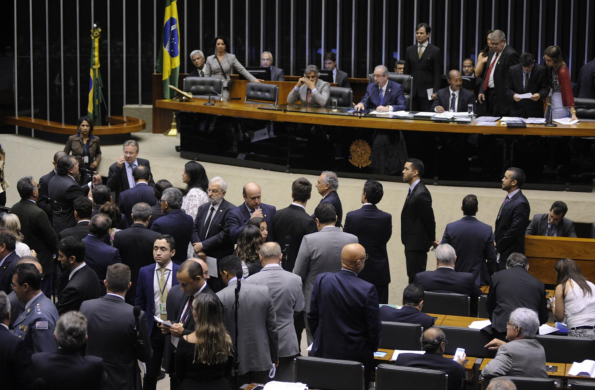 Votações na Câmara dos Deputados correm risco de não avançar