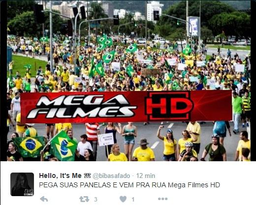 Nas redes sociais, internautas lamentam prisão dos administradores do Mega Filmes HD