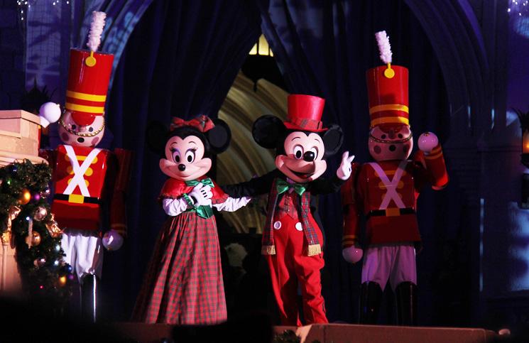 Natal Shopping celebra o Natal com Mickey e seus amigos