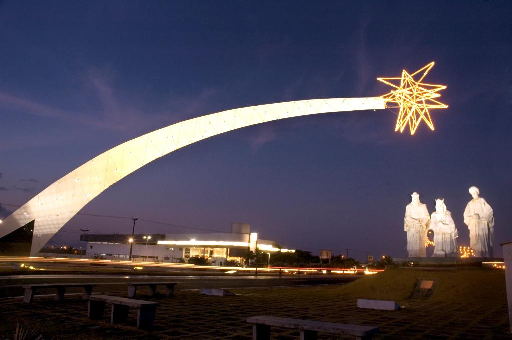 Natal está entre as 10 cidades mais procuradas para as festas de fim de ano