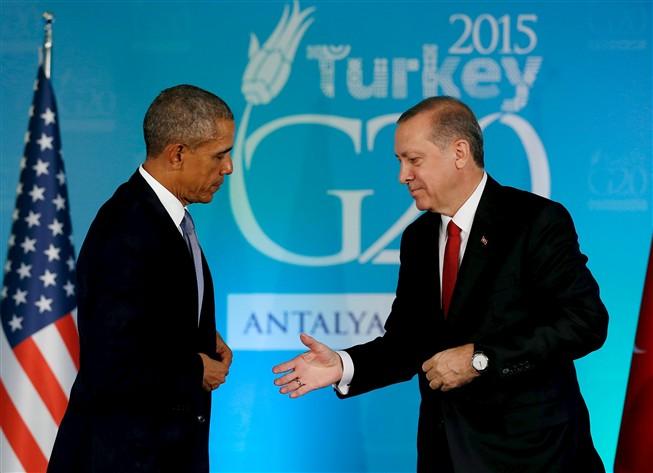 """G20 enviarão """"mensagem forte"""" contra o terrorismo, afirma presidente da Turquia"""