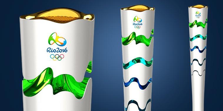 Cajueiro de Pirangi está incluído no trajeto da tocha olímpica