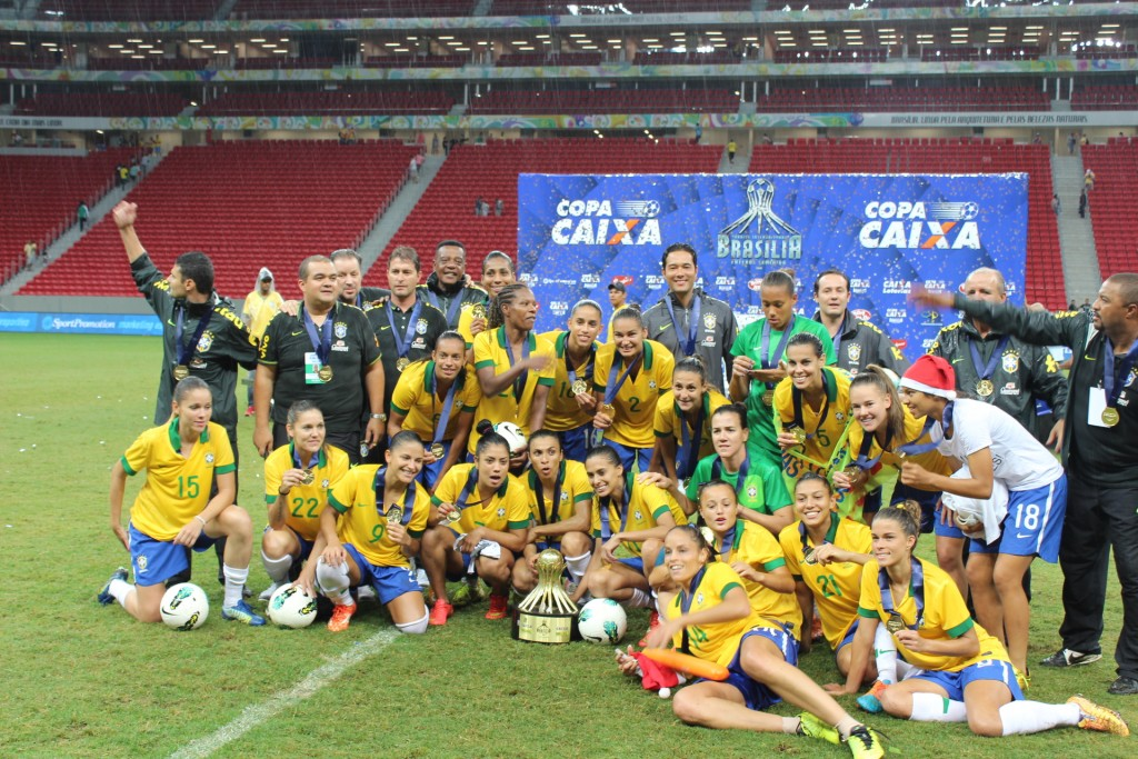 Copa Internacional de Futebol Feminino 2015 acontece próximo mês na Arena das Dunas