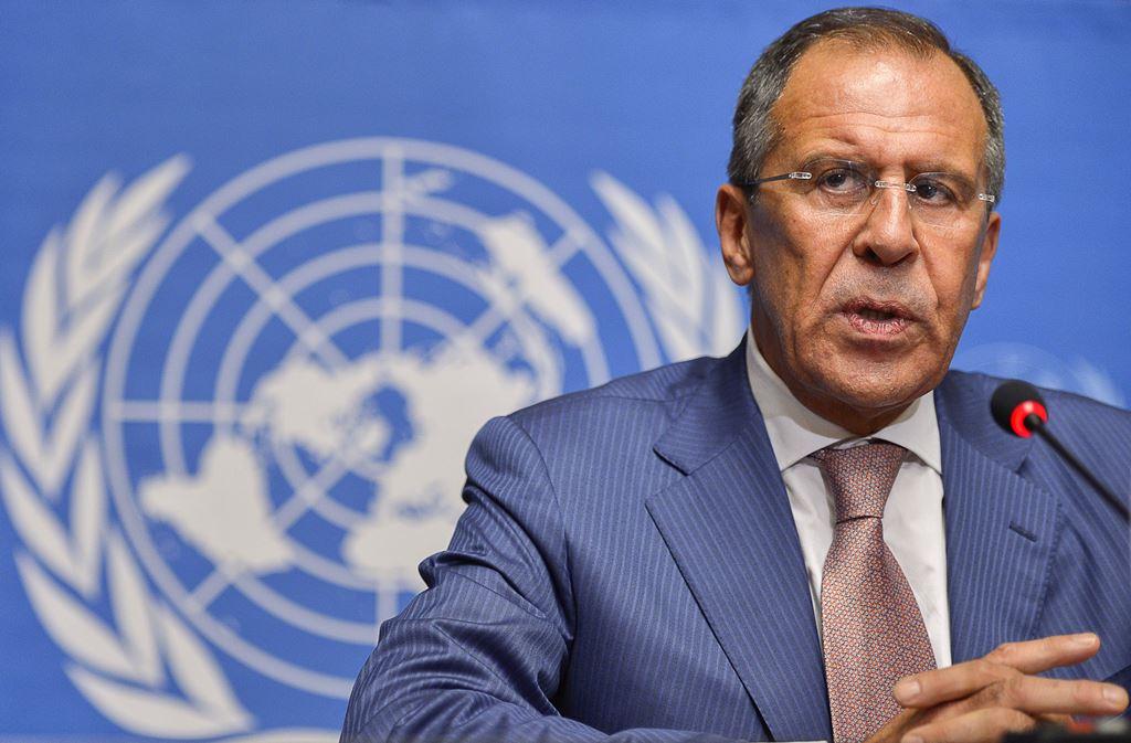 Chanceler russo descarta guerra com Turquia