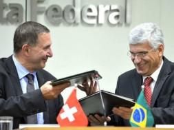 suiça e brasil
