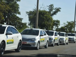 taxistas df