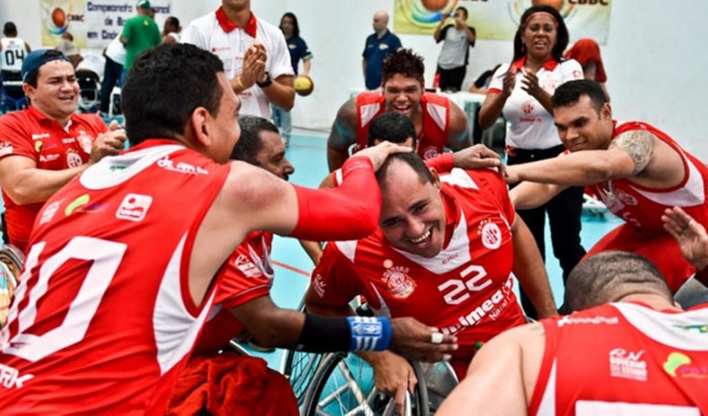 América Tigres busca título inédito no Basquete Paralímpico