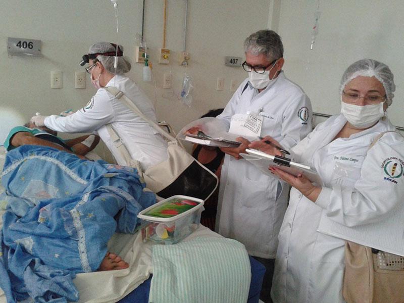 Walfredo Gurgel oferece tratamento pioneiro no Nordeste para pacientes em UTI