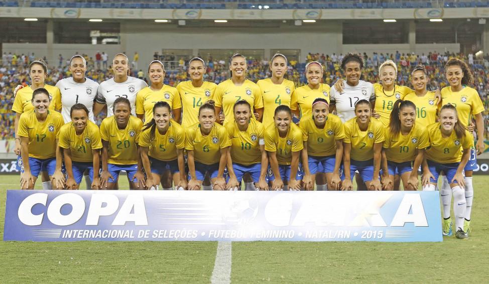 Seleção Feminina vence o Canadá e garante hexacampeonato