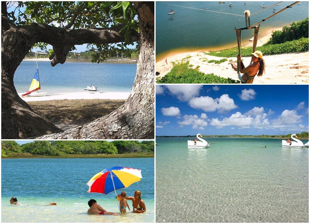 10 lagoas paradisíacas do litoral potiguar que você precisa conhecer