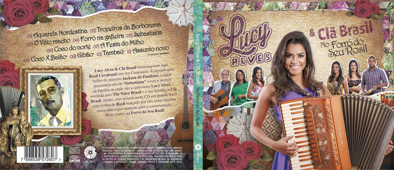 Lucy Alves lança CD e participa de sessão de autógrafos em Natal na próxima terça