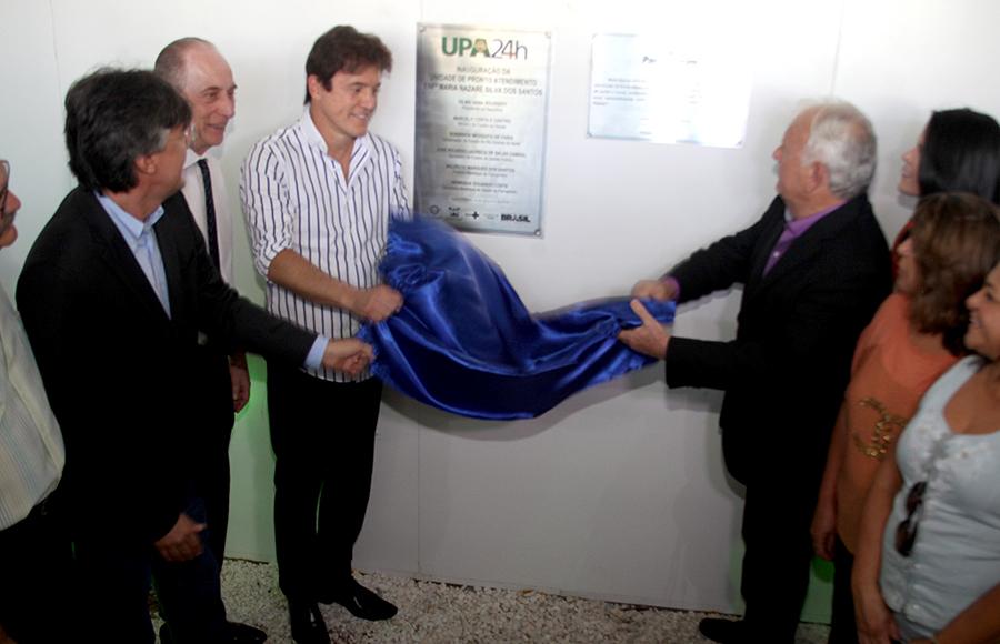 Unidade de Pronto Atendimento é inaugurada em Parnamirim