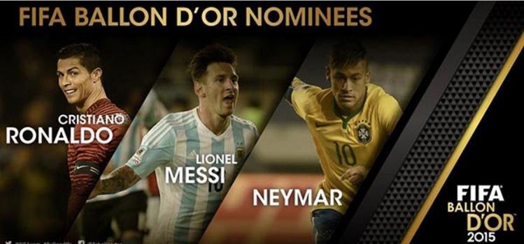 Quem merece ganhar a Bola de Ouro da Fifa: Neymar, Messi ou Cristiano Ronaldo?