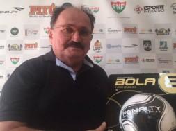 bola oficial do potiguar