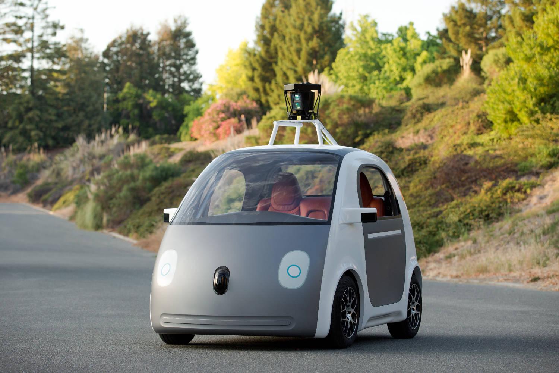 Google e Ford planejam produção de carro autônomo