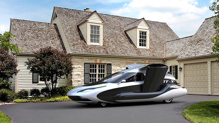 EUA autorizam teste do primeiro carro voador