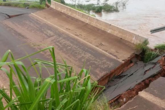 Enchente deixa 20 municípios em estado de emergência em Mato Grosso do Sul