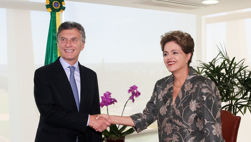 Governo Macri apoia Dilma Rousseff, confirma chanceler argentina