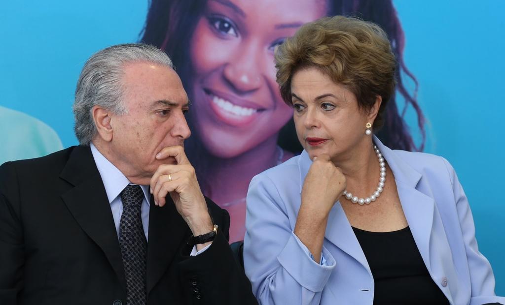 PMDB decide deixar a base do governo Dilma