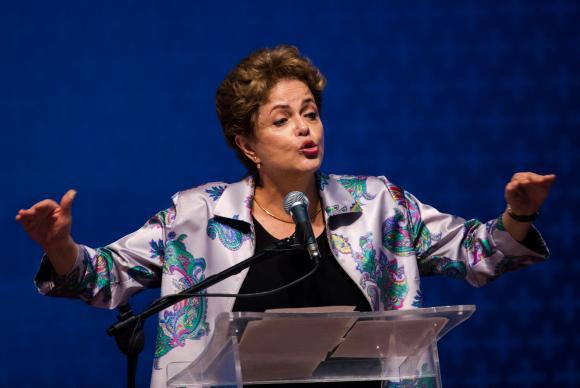 """""""Vou lutar contra o impeachment porque nada fiz que justifique o pedido"""", diz Dilma"""