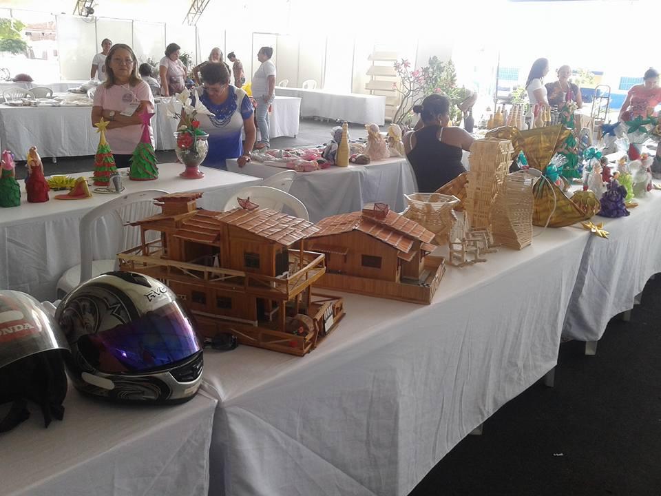 Sethas-RN promove feira de artesanato da região Agreste