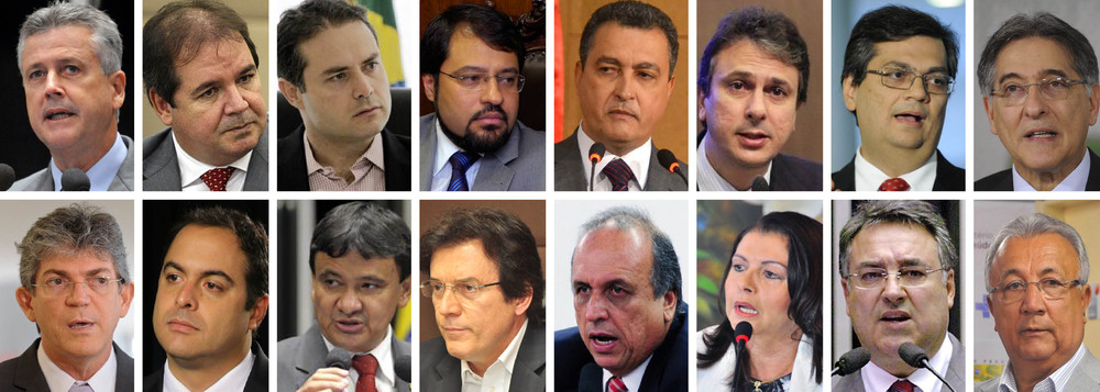 Robinson Faria e mais 15 Governadores pedem respeito à legalidade
