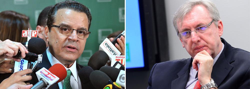Operação Catilinárias: Ministros Celso Pansera e Henrique Eduardo são alvos da PF